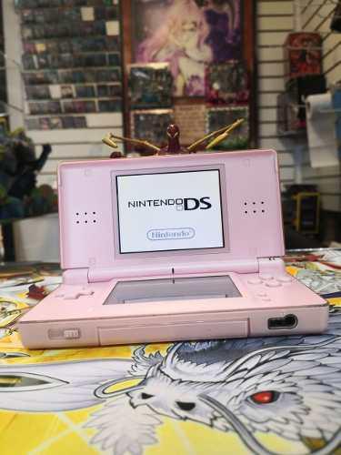 Nintendo ds lite, con r4 16gb llena de juegos