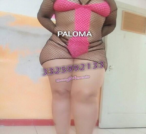 Paloma sabrosa gordibuena muy caliente
