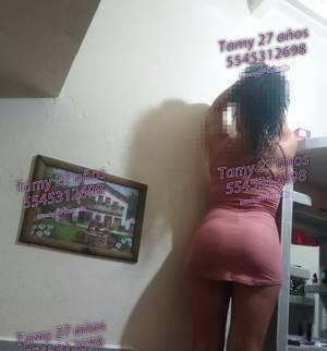 Tamy sexy chica 27 años fotos reales hotel motel trato de