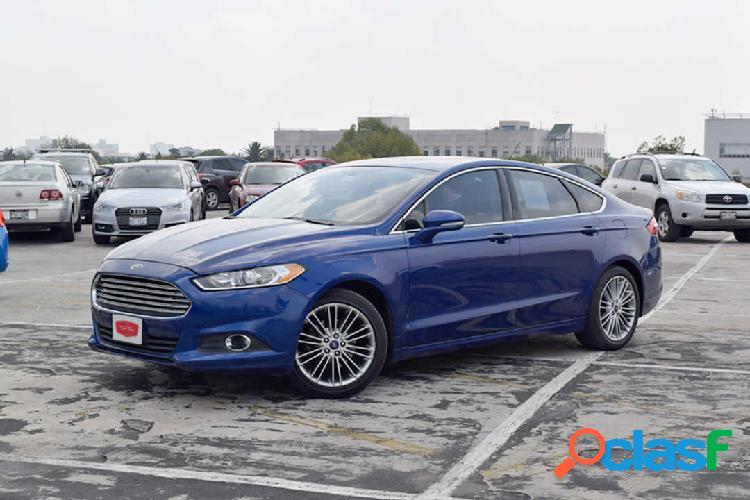 Ford Fusion SE Luxury Plus 2013