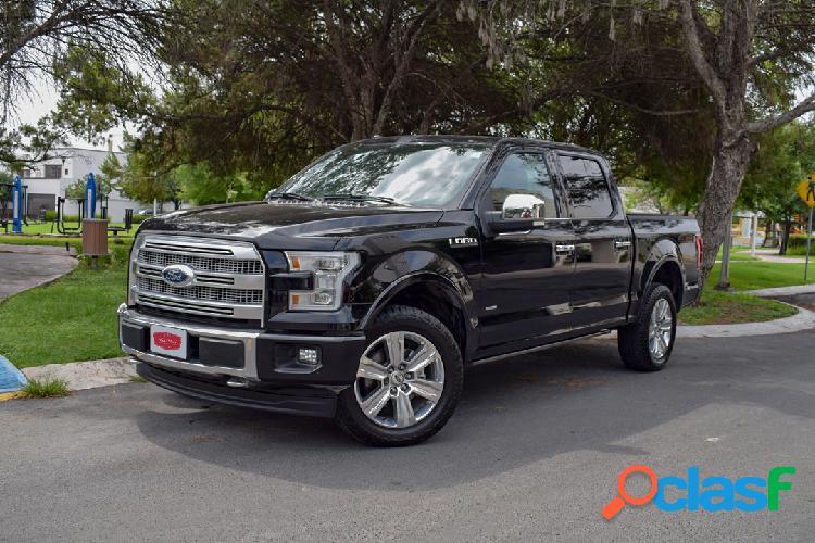 Ford Lobo 4×4 Platinum 2017