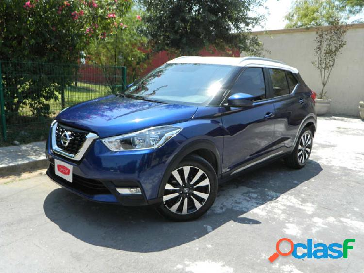 Nissan Kicks Advance CVT Fan Edition 2018