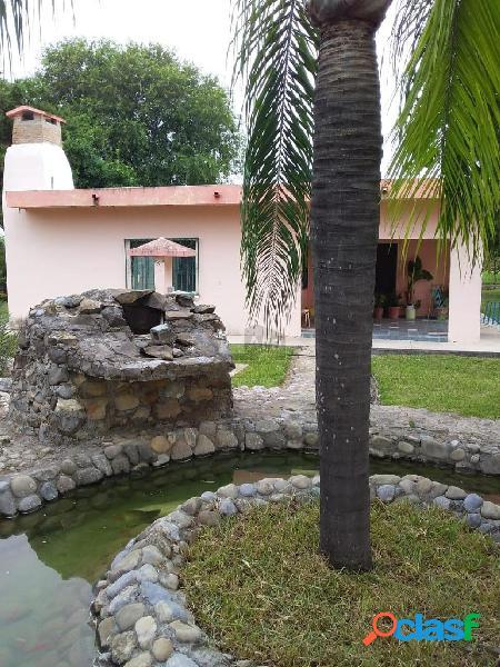 Rancho en venta en Loma Bonita, Monterrey, Nuevo León