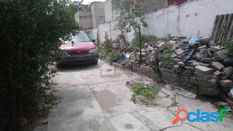 Terreno en Venta Col San Juan Tlilhuaca Azcapotzalco