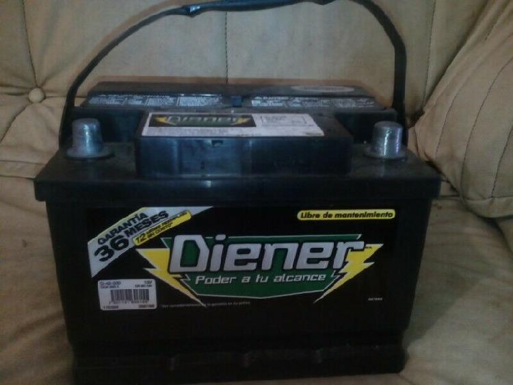 Batería para automóvil nueva