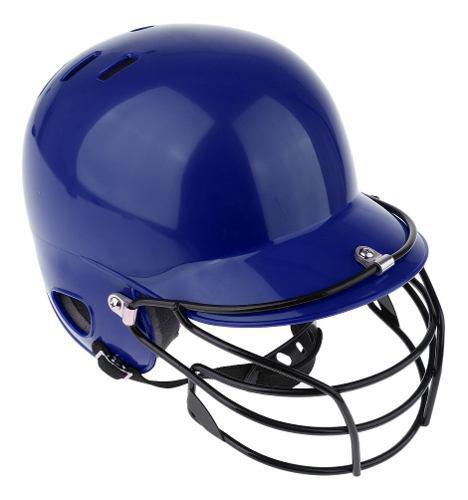 Béisbol béisbol casco softbol lucha contra la cara