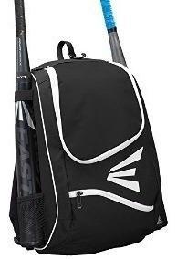Bonita bat pack mochila batera beisbol softbol easton negra