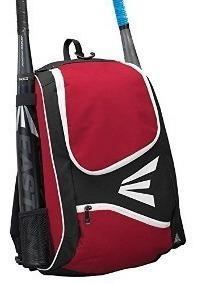 Bonita bat pack mochila batera beisbol softbol easton roja
