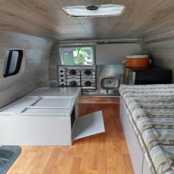 Econoline camper conversion