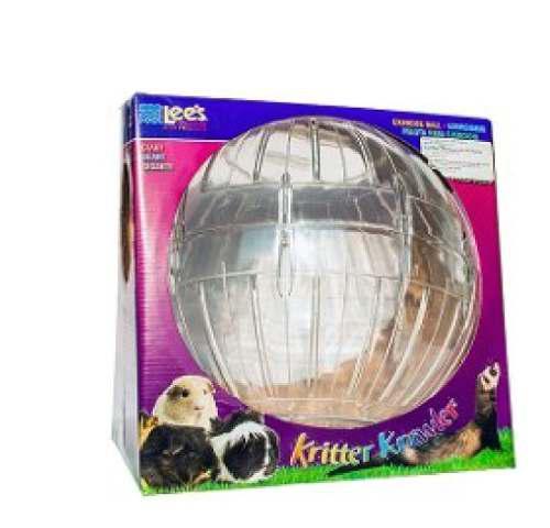 Esfera para hamster gerbo erizo mediana transparente