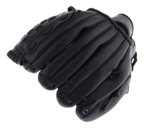Guante de softbol para zurdos guante de béisbol juvenil