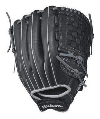 Guante para beisbol softbol wilson a360 12.5in negro