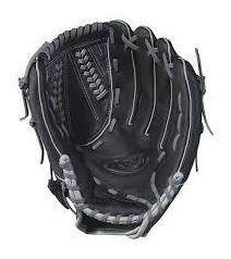 Guante para beisbol softbol wilson a360 13in negro 2019
