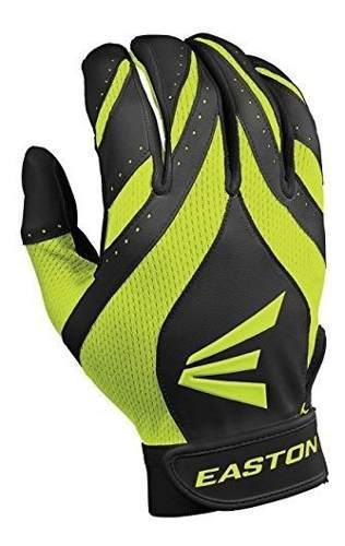 Guantes de béisbol softbol bateo guantes xl óptica verde