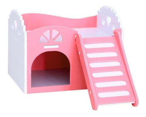 Jaulas de animales pequeños para conejos, casa de hámster,