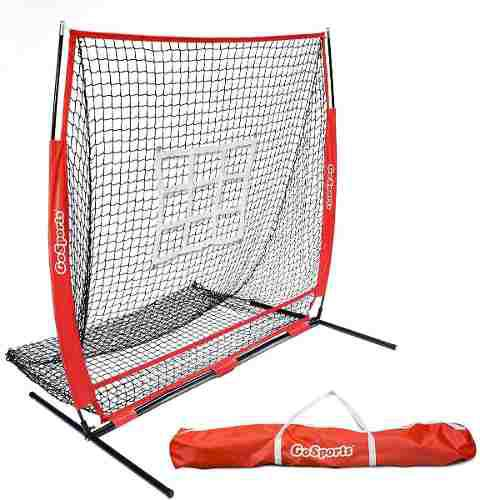 Malla beisbol softbol red bateo lanzamiento 1.5m x 1.5m
