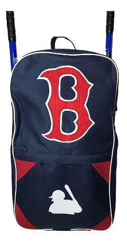 Mochila batera back juvenil boston marino beisbol softbol