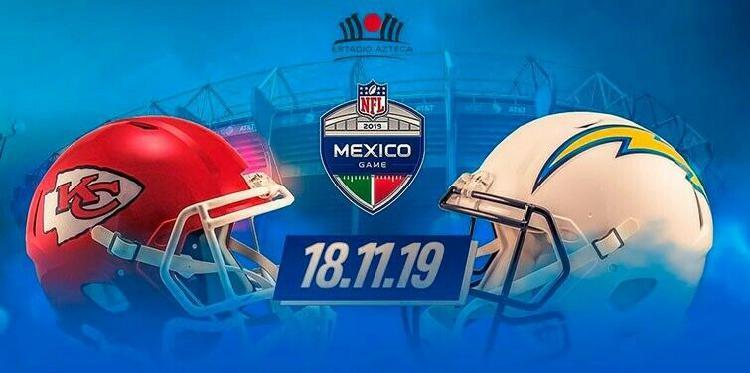 Partido nfl estadio azteca 2019