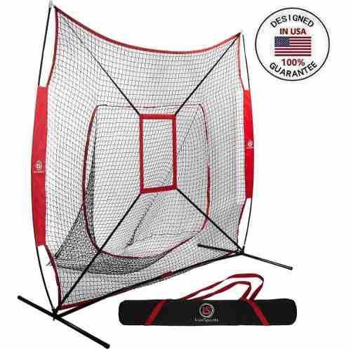 Red bateo beisbol softball comercial strike zone poratil no