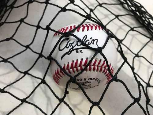 Red malla bateo 3mts x 2.5mts ancho beisbol softbol batear