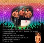 Show de striper en monterrey profesional