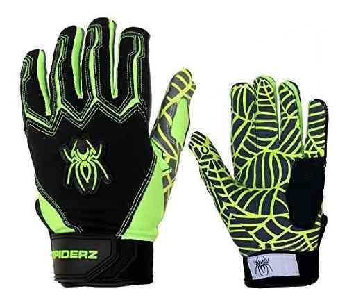 Spiderz web adulto beisbol softball batting guantes