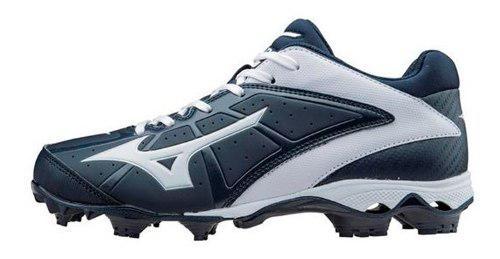 Spikes beisbol softbol mizuno 9 finch marino tqt # 24.5 mx
