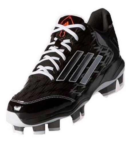Spikes beisbol softbol adidas power alley 2 negro tqt 27 mx