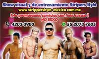 Stripers HyM para eventos y cumpleaños