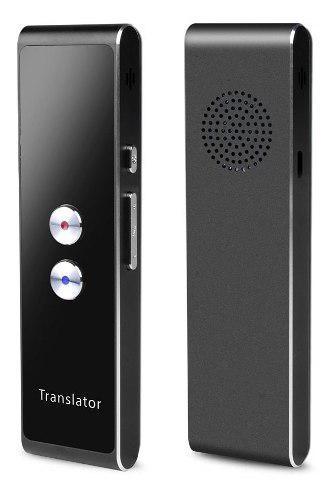 Traductor interactivo multi idioma 3 en 1 con bluetooth
