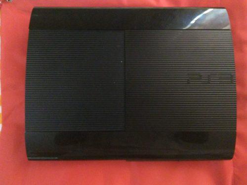 Consola ps3 slim 500gb