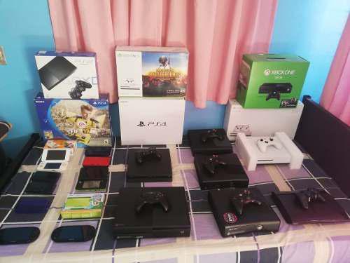 Consolas de video juegos ps3, xbox one, xbox 360