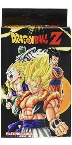 Dragonball z: cool anime pin naipes