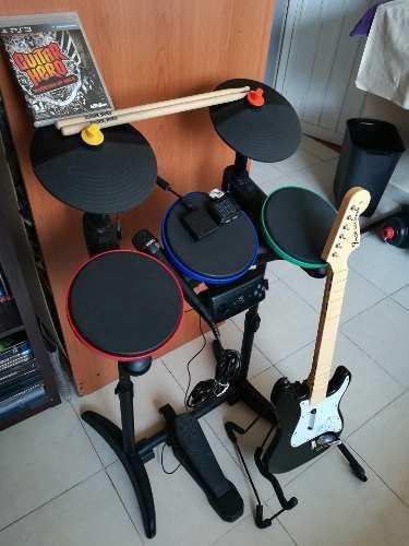 Guitar hero o play station 3 a elegir en brutalgames®