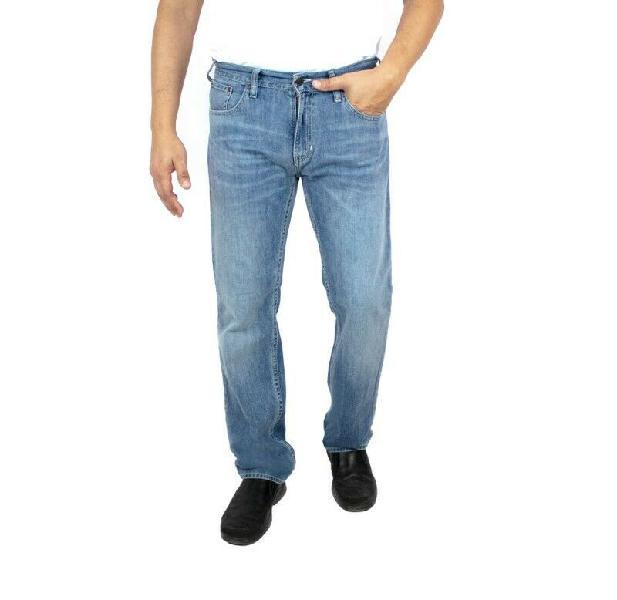 Jeans para caballeros marca breton bjm027a