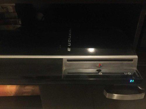 Playstation 3 80gb controles, hdmi, juegos