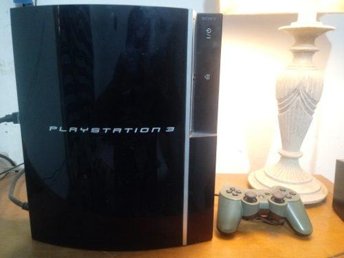 Playstation 3 con juegos digitales.