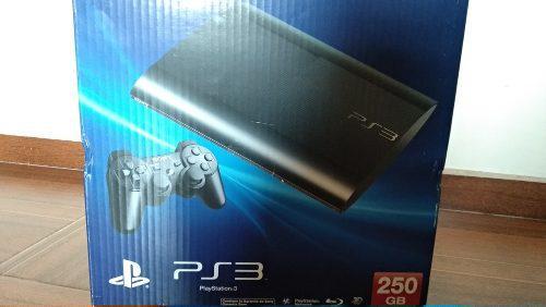 Playstation 3 ps3 250gb varios juegos, en excelente estado