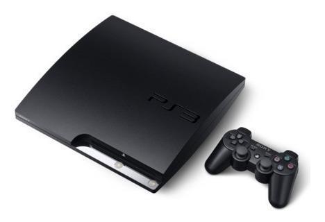Playstation 3 slim +30 juegos