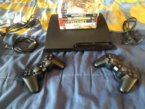 Playstation 3 [pack de juegos]