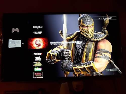 Ps3 250 gb 20 juegos digitales el precio real es de 2500