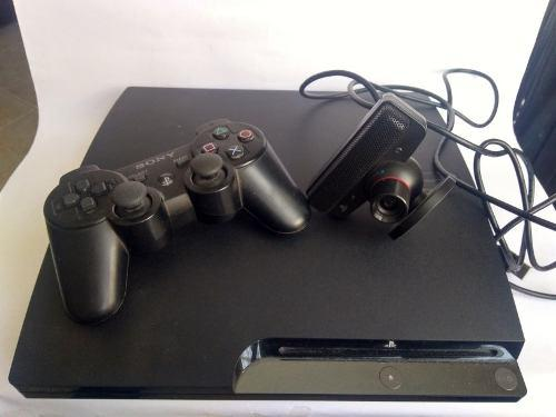 Ps3 consola de video juegos seminueva.