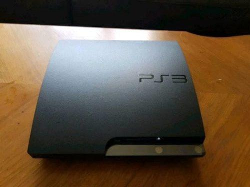 Ps3 slim 160gb cfw