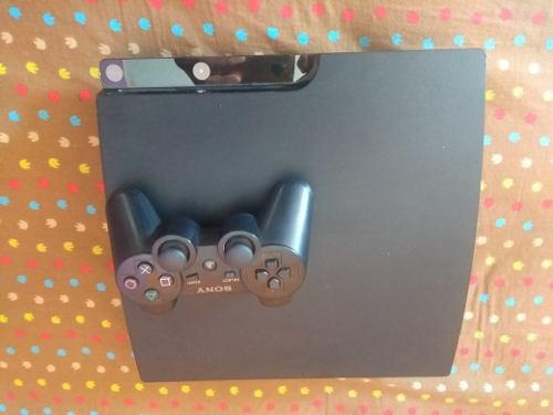 Ps3 slim con juegos digitales en $2500