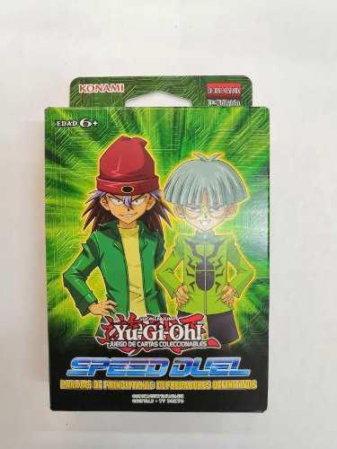 Speed duel starter deck: depredadores definitivos español