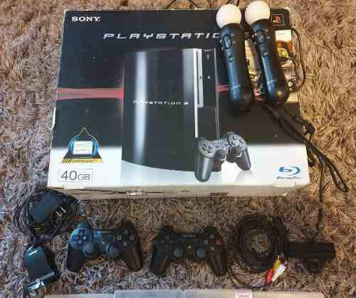 Vendo accesorios para ps3 con juegos - playstation 3
