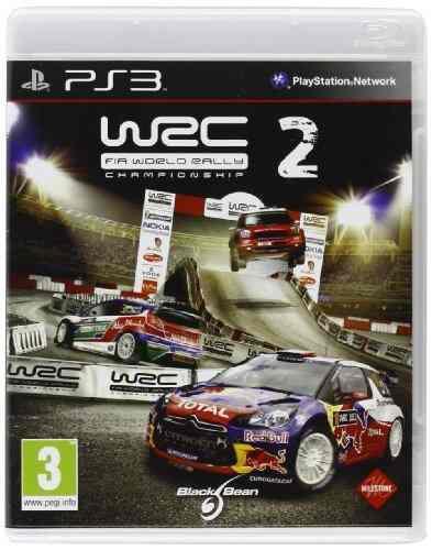 Wrc 2 campeonato mundial de rally fia 2 ps3