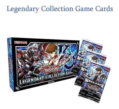 Yu -gi- ay ! colección legendario kaiba juego cards 153pcs