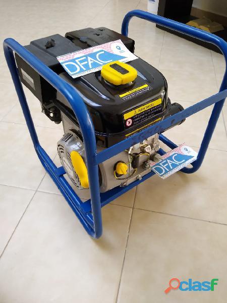 Vibrador para concreto a gasolina mpower 5.5 hp