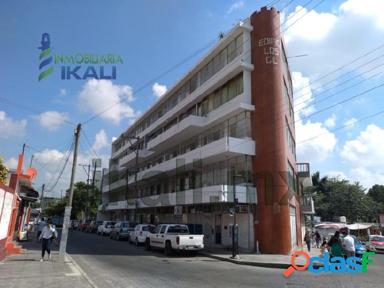 Renta oficinas 45 m² edificio céntrico tuxpan veracruz, tuxpan de rodriguez cano centro